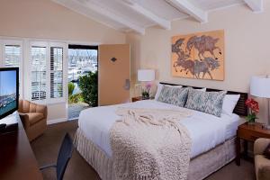 Best Western PLUS Island Palms Hotel & Marina, Szállodák  San Diego - big - 23