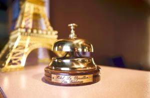 Hotel Pavillon des Gatines, Hotely  Plaisir - big - 30