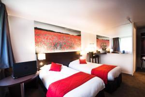 Hotel Pavillon des Gatines, Hotely  Plaisir - big - 3