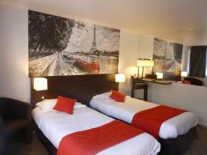 Hotel Pavillon des Gatines, Hotely  Plaisir - big - 4