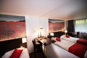 Hotel Pavillon des Gatines, Hotely  Plaisir - big - 5