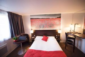 Hotel Pavillon des Gatines, Hotely  Plaisir - big - 11