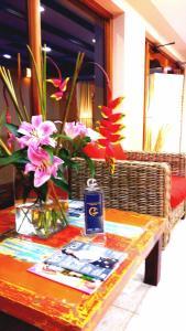 Dorado Eagle Beach Hotel, Апартаменты  Пальм-Бич - big - 48