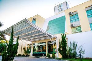 Hotel Aliança Express, Отели  Rio do Sul - big - 24