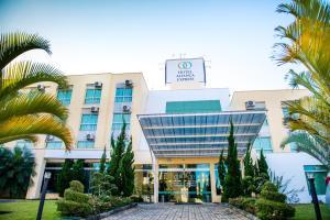 Hotel Aliança Express, Отели  Rio do Sul - big - 1