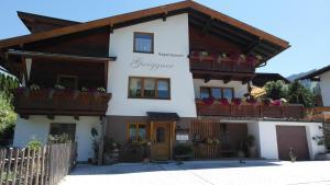 Appartement Gwiggner, Appartamenti  Niederau - big - 57