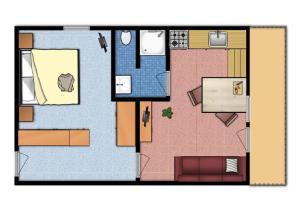 Gästehaus Falkner Ignaz, Appartamenti  Sölden - big - 50