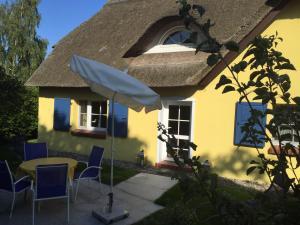 Ferienwohnungen Reetwinkel in Wieck, Apartmanok  Wieck - big - 114
