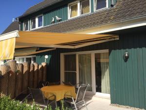 Ferienwohnungen Reetwinkel in Wieck, Apartmanok  Wieck - big - 111