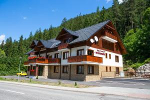 3 hvězdičkový apartmán Apartmány Tri Studničky Demanovská Dolina Slovensko