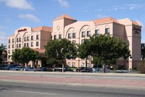 Hampton Inn Los Angeles/Carson, Отели  Carson - big - 16