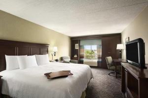 Hampton Inn Los Angeles/Carson, Hotels  Carson - big - 11