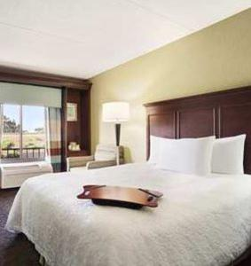 Hampton Inn Los Angeles/Carson, Отели  Carson - big - 13