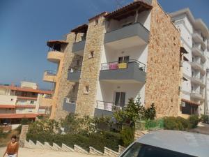 Overview Apartments Saranda