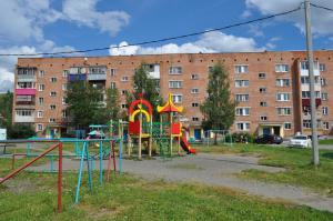 Apartament na 8-e Marta 4, Apartmány  Tashtagol - big - 4
