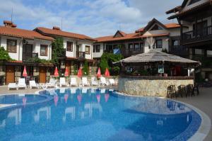 3 hviezdičkový apartmán Pearl Apartments Sozopol Bulharsko