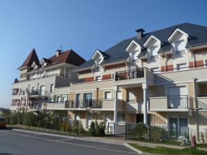 Apartment Les Marines 1 et 2.7, Appartamenti  Dives-sur-Mer - big - 11