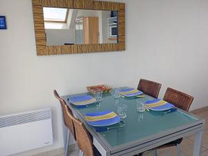 Apartment Les Marines 1 et 2.7, Appartamenti  Dives-sur-Mer - big - 10