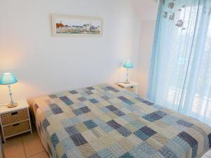 Apartment Les Marines 1 et 2.7, Appartamenti  Dives-sur-Mer - big - 14
