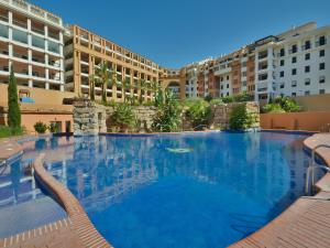 Apartment Ed. Corona, Appartamenti  Marbella - big - 17