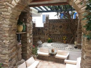Voreades, Aparthotely  Tinos Town - big - 32