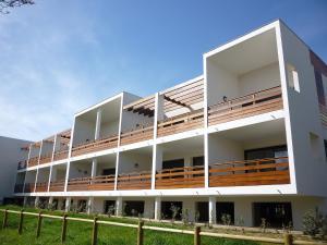 Apartment Le Golf Clair.5, Ferienwohnungen  Saint-Cyprien - big - 10