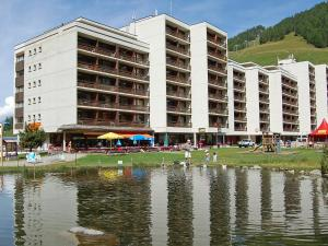Apartment Rosablanche E31, Apartmanok  Siviez - big - 2