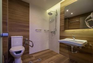 Porto Marine Hotel, Hotely  Platamonas - big - 12