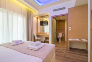 Porto Marine Hotel, Hotely  Platamonas - big - 11
