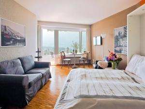 Apartment Double Room Modern.2, Apartments  Ascona - big - 10