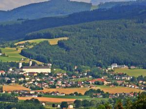 Chalet Zehetner, Alpesi faházak  Schlierbach - big - 14
