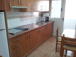 Apartamentos Maracay, Apartmanok  Roquetas de Mar - big - 13