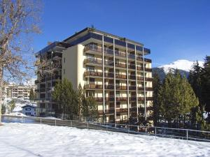 Apartment Allod-Park.22, Apartments  Davos - big - 9