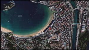 Marina Beach Apartment, Apartmanok  San Sebastian - big - 5