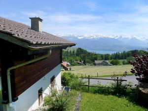 Chalet Papillon, Holiday homes  Schwanden - big - 5