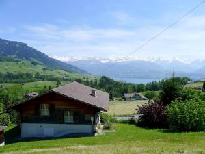 Chalet Papillon, Holiday homes  Schwanden - big - 3