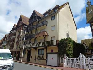 Apartment Baccara, Appartamenti  Deauville - big - 7