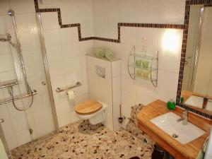Apartment Am Kurpark.1, Апартаменты  Вена - big - 8