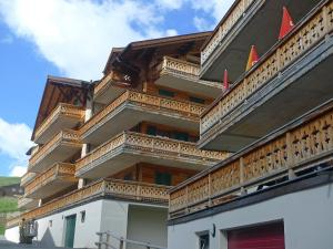 Apartment Le Hameau des Crosets.1