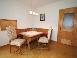 Chalet Gerhard, Horské chaty  Wildermieming - big - 7