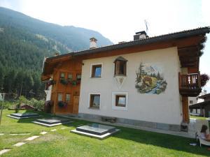 Locazione turistica Fiordaliso, Apartments  Valdisotto - big - 26