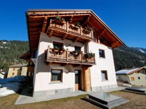 Locazione turistica Fiordaliso, Apartments  Valdisotto - big - 13