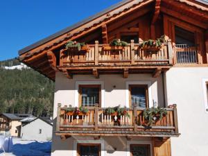 Locazione turistica Fiordaliso, Apartments  Valdisotto - big - 12