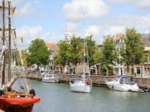 Holiday Home Brouwersdam.5, Holiday homes  Ouddorp - big - 7