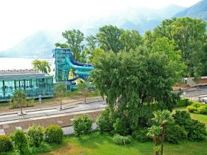 Apartment Lido (Utoring).20, Apartments  Locarno - big - 10