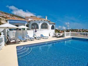 Villa Casa Dalias, Dovolenkové domy  Cumbre del Sol - big - 6
