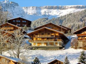 Apartment Aphrodite.1, Appartamenti  Grindelwald - big - 4