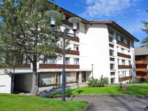 Apartment Gamat, Apartmány  Villars-sur-Ollon - big - 15