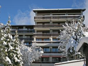 Apartment Gamat, Apartmány  Villars-sur-Ollon - big - 14