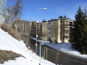 Apartment Allod-Park.26, Appartamenti  Davos - big - 8